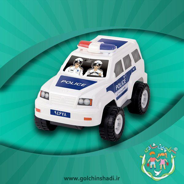 پاترول پلیس طرح بزرگراه